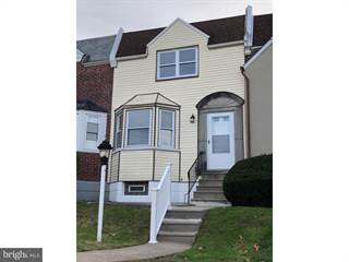 Townhouse for sale in 7958 PROVIDENT ROAD, Philadelphia, PA, 19150