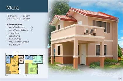 Camella Carson Daang Hari Mara Model Bacoor Cavite Point2 Homes