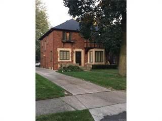 Single Family for sale in 18984 BIRCHCREST Drive, Detroit, MI, 48221