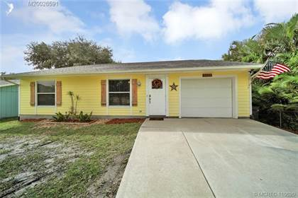 Residential for sale in 5520 SE Normandy Avenue, Stuart, FL, 34997