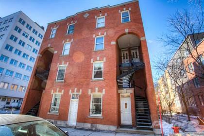 Residential Property for sale in 1222 Rue Ste-Élisabeth, Montreal, Quebec