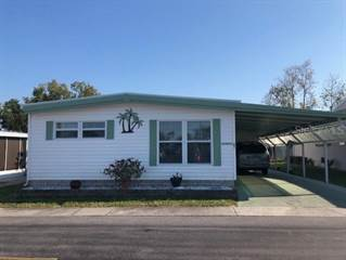 Mobile Home for sale in 43 ROYAL PALM CIRCLE 43, Largo, FL, 33770