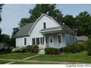 Single Family for sale in 305 N Olive Street, New Berlin, IL, 62670