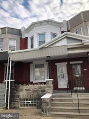 Townhouse for sale in 2025 WILMOT STREET, Philadelphia, PA, 19124