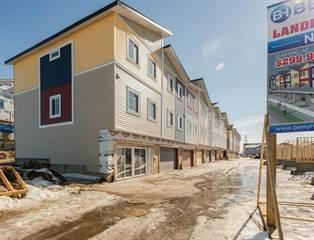 Condo for sale in 2803 14 AV NW, Edmonton, Alberta, T6T2K4