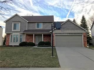 Single Family for rent in 24529 REDWING Drive, Novi, MI, 48374