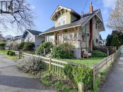 Single Family for sale in 152 Moss St, Victoria, British Columbia, V8V4M3