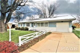 Single Family for sale in 1502 NORWOOD Avenue, Pekin, IL, 61554