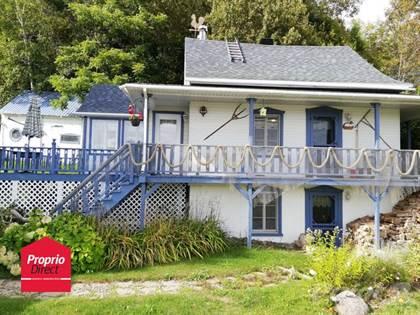 Residential Property for sale in 112 Rue Félix-Antoine-Savard, Les Eboulements, Quebec