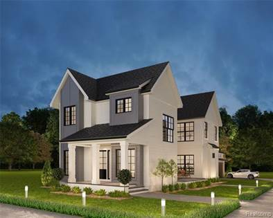 Residential Property for sale in 1989 WEBSTER Street, Birmingham, MI, 48009