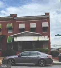 Multi-Family for sale in 1501 N BENTALOU STREET, Baltimore City, MD, 21216