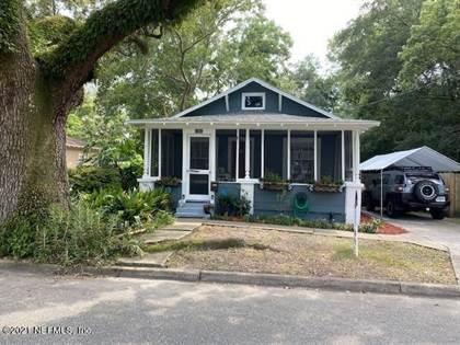Residential Property for sale in 1402 RENSSELAER AVE, Jacksonville, FL, 32205