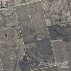 Land for sale in 1778 HWY #5 HIGHWAY W, Flamborough, Ontario
