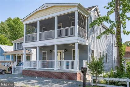 Single Family for sale in 220 BOUNDARY STREET, Colonial Beach, VA, 22443