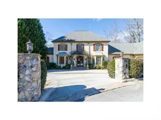 Single Family for sale in 4966 Powers Ferry Road, Atlanta, GA, 30327