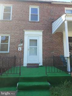 Residential Property for sale in 607 WINSTON AVENUE, Baltimore City, MD, 21212