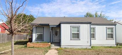 Residential Property for sale in 1409 11th Place, Big Spring, TX, 79720