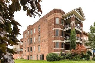 Condo for sale in 242 E PALMER Street 8, Detroit, MI, 48202