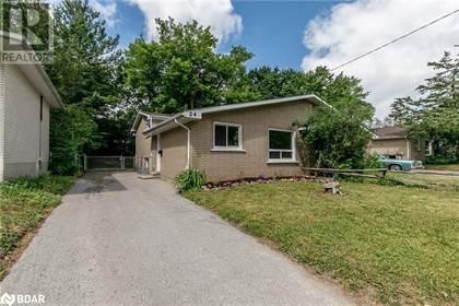 Single Family for sale in 24 HEATH Street, Barrie, Ontario, L4M3J9