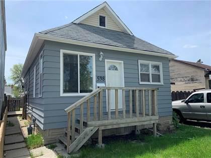 Single Family for sale in 538 Jefferson AVE E, Winnipeg, Manitoba, R2V0N6