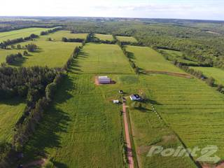Farm And Agriculture for sale in 1805 Route 13, Brookvale, Prince Edward Island