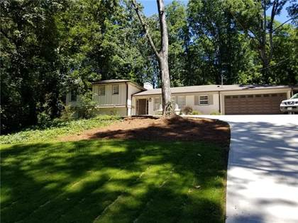 Residential Property for rent in 408 Tall Oaks Drive, Sandy Springs, GA, 30342