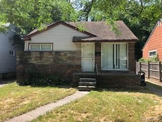 Single Family for sale in 19477 BURGESS, Detroit, MI, 48219