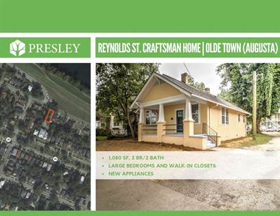 Multi-family Home for sale in 260 Reynolds St., Augusta, GA, 30901