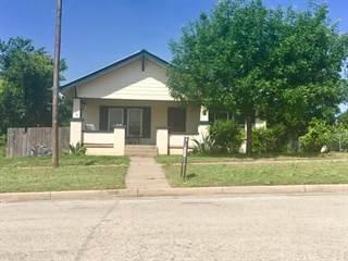 Single Family for sale in 1305 Reynolds Street, Goldthwaite, TX, 76844
