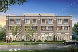 Multi-family Home for sale in #LOT 20D -19 IVANHOE DR Lot 20D, Markham, Ontario, L6C0X7
