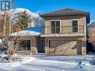 Single Family for sale in 717 RIVER ROAD, Canmore, Alberta