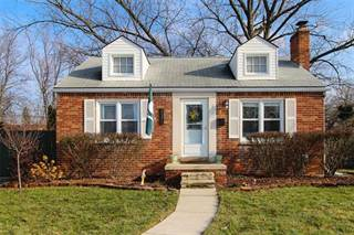 Single Family for sale in 11370 CARDWELL Street, Livonia, MI, 48150