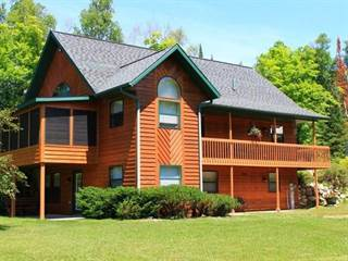 Single Family for sale in N16005 ISLAND LAKE RD, Park Falls, WI, 54552