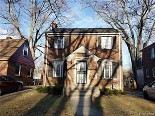 Single Family for sale in 17232 FIELDING Street, Detroit, MI, 48219