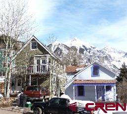 Single Family for sale in 218 & 232 N Willow Street, Telluride, CO, 81435