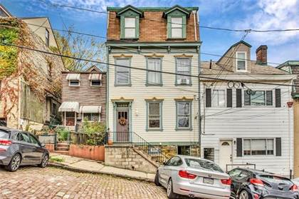Multifamily for sale in 1206 Middle St, Pittsburgh, PA, 15212