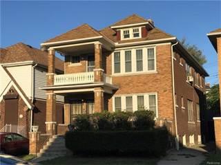 Multi-family Home for sale in 7240-42 WYKES Street, Detroit, MI, 48210