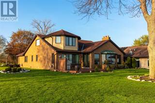 Single Family for sale in 10930 & 10950 RIVERSIDE DRIVE East, Windsor, Ontario, N8P1A4