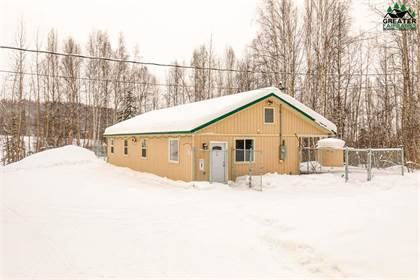 Commercial for sale in 689 WHITNEY DRIVE, Fairbanks, AK, 99712