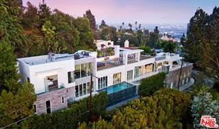 Single Family for sale in 9145 ST IVES Drive, Los Angeles, CA, 90069