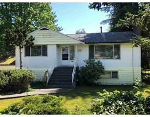 Single Family for sale in 1770 RIDEAU AVENUE, Coquitlam, British Columbia, V3J3G8