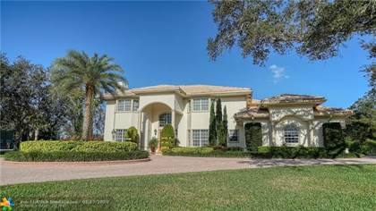 Residential Property for sale in 9951 WInding Ridge Lane, Davie, FL, 33324