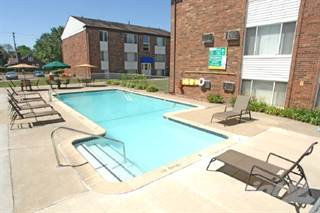 Apartment for rent in Towne Square Apartments - 1 BR 1 BATH LARGE, Detroit, MI, 48235