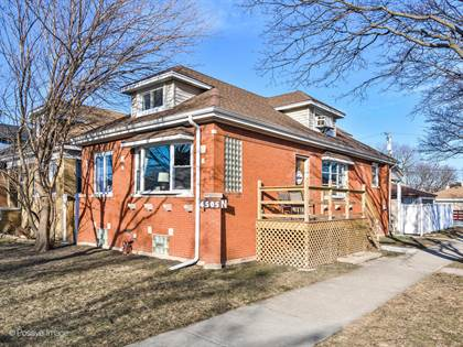 Residential Property for sale in 4505 North Monitor Avenue, Chicago, IL, 60630