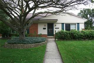 Single Family for sale in 32150 Meadowbrook Street, Livonia, MI, 48154