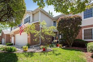 Townhouse for sale in 14618 Club Circle Drive, Oak Forest, IL, 60452