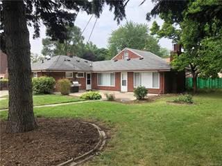 Single Family for sale in 17865 LINCOLN Avenue, Eastpointe, MI, 48021