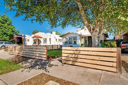 Multifamily for sale in 4411-4413 39th St, San Diego, CA, 92116