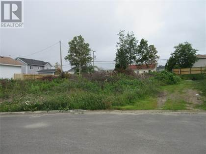 Vacant Land for sale in 1 Maidment Place, Grand Falls - Windsor, Newfoundland and Labrador
