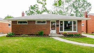 Single Family for sale in 26757 GLENDALE, Redford, MI, 48239